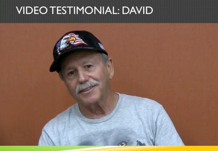Reversing Type 2 Diabetes: Dr. Steve Lawenda – David's Testimonial