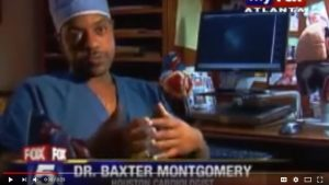 Dr. Baxter Montgomery Screen Shot Fox News Interview