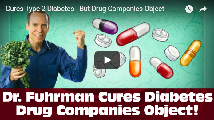 Reverse Type 2 Diabetes Permanently with Dr. Joel Fuhrman